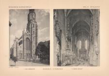 Tafel 31 Mittelalter : Schweidnitz K. Pfarrkirche von nordwest, gegen südost