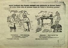 Jakimi środkami chcą Prusacy zwyciężyc przy plebiscycie na Górnym Śląsku