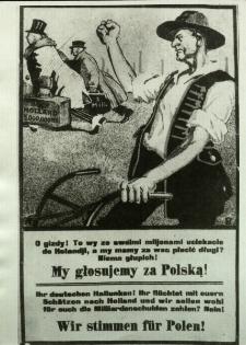 My głosujemy za Polską!
