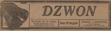 Dzwon, 1919, nr 18