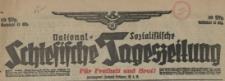 National Sozialistische Schlesische Tageszeitung, 1932, nr 82
