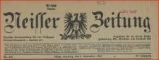 Neisser Zeitung : Tageblatt für die Kreise Neisse, 1935, 241, 258, 266, 267, 270, 288, 299, 300, 305, 311, 325, 327, 328, 331, 332, 339