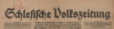 Schlesische Volkszeitung, 1937