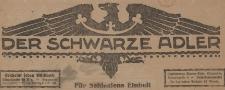 Der Schwarze Adler, 1920, nr 36-37, 40, 56, 61-62, 64, 69, 71-72, 74, 76-77, 80-82, 84