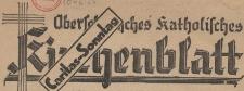 Oberschlesisches Katholisches Kirchenblatt, 1938, nr 35, 37