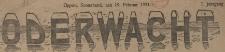 Oderwacht, 1921 nr 5-6, 16, 20-21, 27, 35
