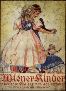 Wiener Kinder beliebte Johann Strauss - Walzer