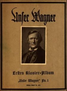 Unser Wagner Leichtes Klavier Album