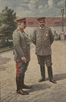 Nach einer Aufnahme I.M. der Kaisern und Königin im Schloss zu Posen. Juli 1915