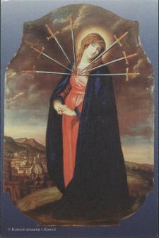 Panna Maria Sedmibolestná. Cvilín u Krnova