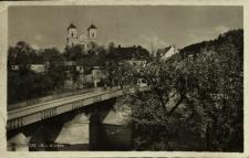 Bardo : widok na most i fragment miasta