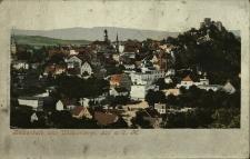 Bolków : panorama miasta