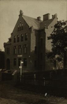 Bolków : stary budynek szkolny