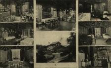 Bolków : wnętrza domu turystycznego