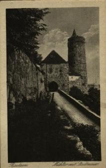Budziszyn : brama, wieża