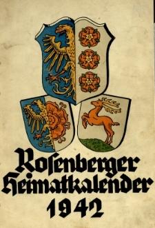 Heimatkalender des Kreises Rosenberg Oberschlesien, 1942