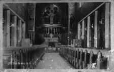 Branice : wnętrze kościoła pw. Najświętszej Marii Panny