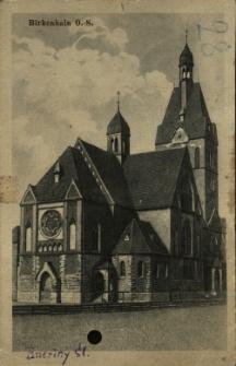 Brzeziny : kościół