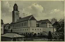 Branice : klasztor Zgromadzenia Sióstr NPNMP oraz kościół pw. Świętej Rodziny