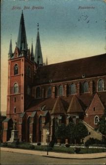 Brzeg : kościół pw. św. Mikołaja