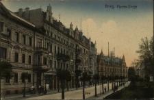 Brzeg : ulica Piastowska
