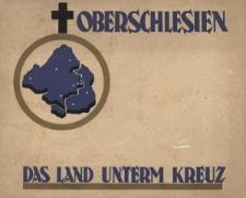 Oberschlesien das Land untern Kreuz