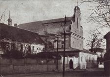 Gliwice : kościół Redemptorystów pw. świętego Krzyża
