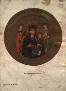 Bytom : obraz Matki Boskiej z kościoła parafialnego