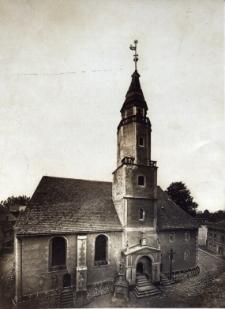 Gryfów Śląski : kościół katolicki