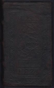 Regulae vitae. Virtutum descriptions methodicae in Academia Rostochiana propositae et recens recognitae