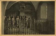 Gryfów Śląski : grobowiec rodziny Schaffgotschów