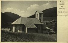 Jedlina Zdrój : kościół w Jedlinie Górnej, dawnym Kamieńsku