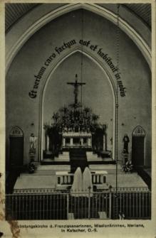 Kietrz : kościół klasztorny