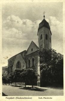 Kożuchów : kościół parafialny