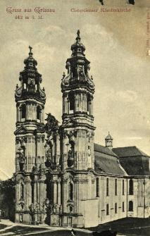 Krzeszów : zespół klasztorny