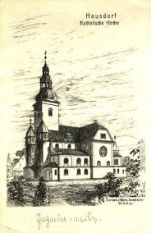 Jugowice : kościół katolicki