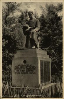 Dobrodzień : pomnik poległych