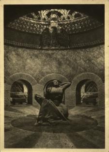Góra Świętej Anny : mauzoleum w kształcie rotundy upamiętniające niemieckich uczestników III Powstania Śląskiego