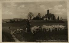 Jelenia Góra : widok na kościół