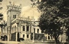 Jędrzejów : zamek