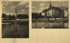 Kamień Śląski : zamek, kościół