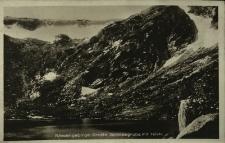 Karkonosze : staw w Kotłach Śnieżnych