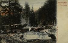 Karkonosze : potok koło Szklarskiej Poręby
