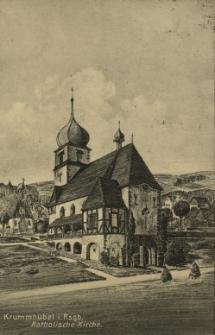 Karpacz : kościół katolicki