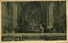 Kluczbork : wnętrze kościoła