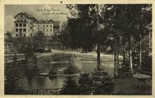 "Głuchołazy : sanatorium ""Waldfrieden"""