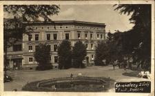 """Głuchołazy : Dom wczasowy """"Polonia"""" Funduszu Wczasów Pracowniczych"""