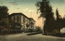 """Głuchołazy : dom zdrojowy """"Franzensbad"""""""