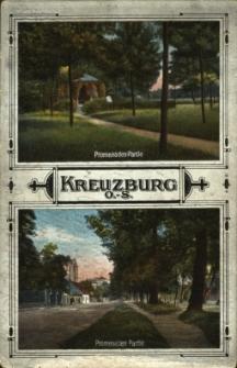 Kluczbork : fragment plant założonych w latach 1905-1906