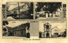 Krośnica : kaplica, szkoła, młyn, gospoda, dom towarowy